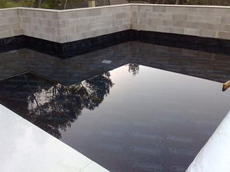 Impermeabilización de terrados